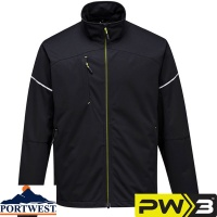 Portwest PW3 Flex Shell Jacket - T620