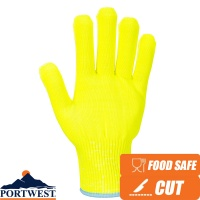 Portwest Pro Cut Resistant Liner Food Safe Glove - A688