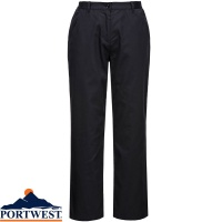 Portwest Rachel Ladies Chefs Workwear Trousers - C071