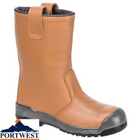 Portwest Steelite Rigger Safety Boots - FW13