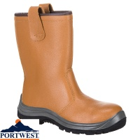 Portwest Steelite Rigger Safety Boots - FW12