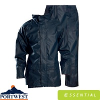 Portwest Sealtex Essentials Rainsuit (2 Piece Suit) - L450
