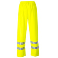 Portwest Sealtex Flame Retardant Hi Vis Trousers - FR43