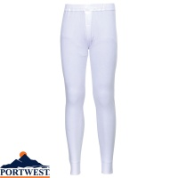 Portwest Thermal Baselayer Trousers  - B121