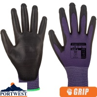 Portwest Touchscreen Glove - PU - A195
