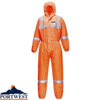 Portwest VisTex SMS Coverall Type 5/6 - ST36