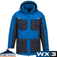Portwest WX3 Padded Winter Jacket - T740