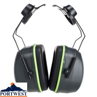 Portwest Premium Clip-On Ear Protector/Defender - PS45