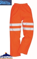 Sealtex Ultra Waterproof Breathable Orange Trousers - RT51