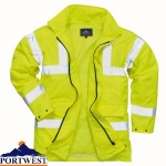 Hi Vis Lite Traffic Jacket - S160