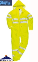 Portwest Sealtex Ultra Waterproof Breathable Coverall - S495