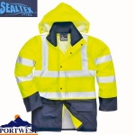 Portwest Sealtex Ultra Two Tone Waterproof Breathable Jacket - S496