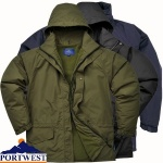 Arbroath Breathable Fleece Lined Jacket - S530