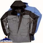 RipStop Two-Tone Parka - S562