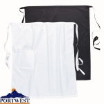 Waist Apron with Pocket - S794