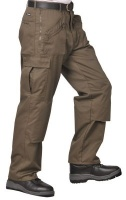 Lined Action Trousers - C387