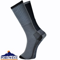 Portwest Work Sock 3 Pack - SK33