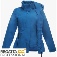 Regatta Waterproof Womens Kingsley 3in1 Jacket - TRA144