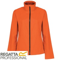 Regatta Womens Ablaze Printable Softshell Jacket - TRA629
