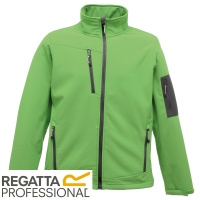 Regatta Arcola Membrane Softshell Jacket Waterproof Breathable Wind Resistant - TRA674