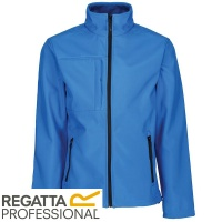 Regatta Octagon II Jacket Softshell Waterproof Breathable Wind Resistant - TRA688