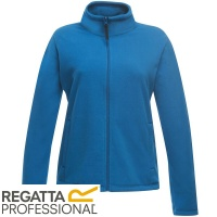 Regatta Womens Micro Full Zip Fleece Jacket - TRF565