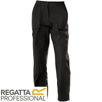 Regatta Womens Water Repellent Action II Trousers - TRJ334