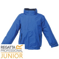 Regatta Kids Dover Fleece Lined Jacket Waterproof - TRW418