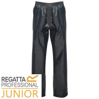 Regatta Kids Stormbreak Over Trousers Windproof - TRW808