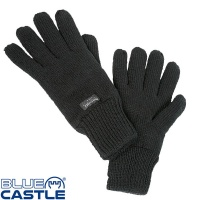 Thinsulate Lined Knitted Gloves - 602