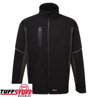 Tuffstuff Stanton Windproof Softshell Jacket - 252