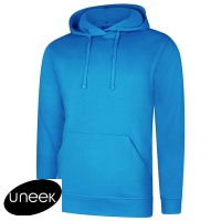 Uneek Deluxe Hooded Sweatshirt - UC509