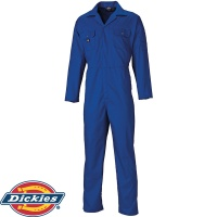Dickies Redhawk Economy Stud Coverall - WD4819