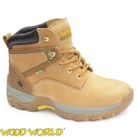WoodWorld Waterproof Safety Boot - WW11HiP