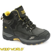Woodworld  Waterproof Safety Hiker Boots - WW9HiP