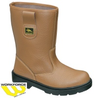 WorkForce S1P/SRC Safety Rigger Boot - WF26P
