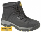 Amblers Steel Waterproof Safety Boots - FS32