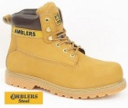 Amblers Steel Safety Boots - FS7