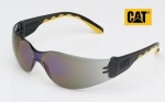 Cat Track Rimless Frame Glasses - Track