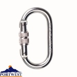 Portwest Screwgate Carabiner  - FP30