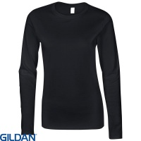 Gildan Softstyle™ Women's Long Sleeve T-shirt - GD076