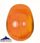 Hi Vis Safety Helmet PP  - PW57